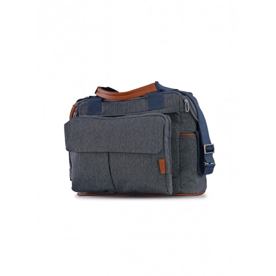 Inglesina - borsa Dual Bag - Colori Inglesina: village denim